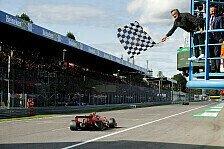 Formel 1 2019: Italien GP - Rennen