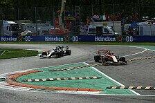 Wolff über Leclerc-Move: Ferrari-Strafe in Italien außer Frage