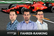 Formel-1-Fahrerranking Monza: Leclerc beißt Honey Badger weg