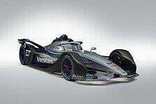 Formel E 2019: Mercedes stellt Fahrer, Auto und Teamchef vor