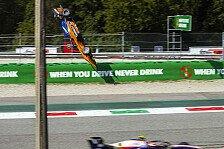 Formel 1 nach F3-Crash in Monza: Debatte um Wurst-Kerbs