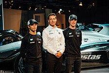 Formel E - Mercedes-Neuzugang de Vries: So kam er ins Werksteam