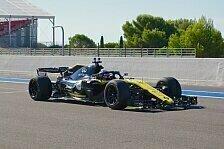Formel 1: Erste Bilder vom 18-Zoll-Reifentest für 2021