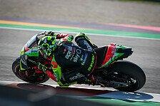MotoGP Misano: Andrea Iannone nach drei Stürzen nicht rennfit