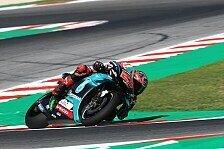 MotoGP Misano 2019: Quartararo-Bestzeit in FP3, KTM in Top-3