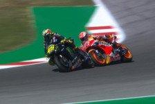 MotoGP Misano: Zoff zwischen Rossi & Marquez - keine Strafe!