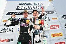 ADAC GT4 Germany: Heinemann/Wankmüller feiern zweiten Sieg