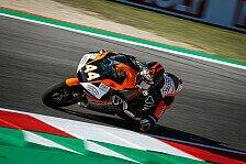 Moto3 Aragon 2019: Aron Canet dominiert Qualifying