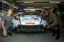 ADAC GT Masters: Fahrerlagerradar am Hockenheimring
