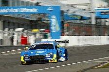 DTM: Spezial-Benzin vor Premiere - Emmo Fittipaldi im Audi-Taxi
