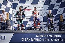 MotoGP Misano 2019: Alle Bilder vom Sonntag
