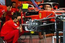 Formel 1 2021: Weitere Einheitsteile fallen - auch Bremsen weg
