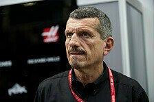 Formel 1, Wegen Beleidigung: Haas Teamchef Steiner bestraft