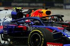 Formel 1 Russland: Strafversetzungen für alle Honda-Piloten