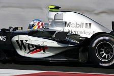 Formel 1 - Alex Wurz ersetzt Montoya in Imola