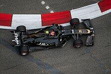Formel 1, Haas experimentiert weiter: 2019 schon aufgegeben?