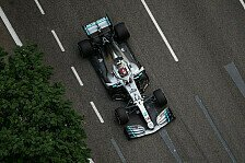 Formel 1 Singapur: Hamilton & Verstappen dominieren 2. Training