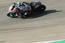 MotoGP Thailand 2019: Quartararo führt FP2 an, Marquez stark