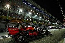 Formel 1, Kampfansage von Verstappen: Pole in Singapur möglich