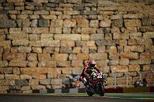 MotoGP Aragon: Aleix Espargaro zeigt mit Startreihe zwei auf