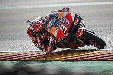 MotoGP Aragon 2019: Quartararo lässt Marquez in Q2 zittern