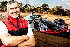 Formel E - Audi-Chef Gass: Wettbewerb wird nicht viel härter