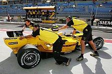 Formel 1 - Robert Doornbos peilt höhere Ehren an