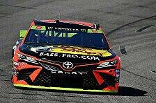 NASCAR Richmond: Truex gewinnt auch das 2. Playoff-Nachtrennen