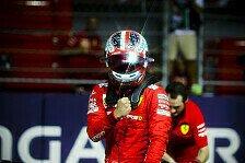 Formel 1 2019, Singapur-Sensation: Leclerc holt Pole Position