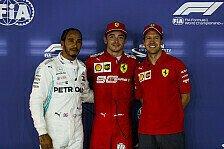 Formel 1 2019: Singapur GP - Samstag