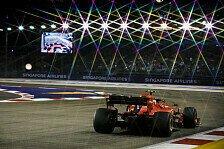 Formel 1 Singapur 2019: 7 Schlüsselfaktoren zum Nachtrennen