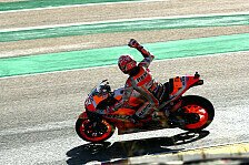 MotoGP - Valentino Rossi: 2019 für Marquez fast perfekte Saison