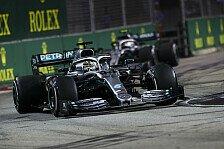 Formel 1 Analyse Singapur: Mercedes-Stallorder fair oder nicht?