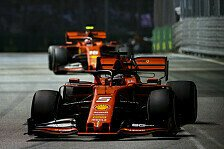 Formel 1, Ferrari-Analyse: Vettels Sieg Stallregie oder Glück?