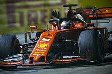 Formel 1 2019: Singapur GP - Rennen