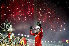 Formel 1: Vettel siegt in Singapur dank Strategie vor Leclerc