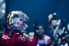 Formel 1 Singapur - Presse: Unerbittlicher Vettel befreit sich