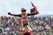 MotoGP: So wird Marc Marquez in Thailand Weltmeister 2019