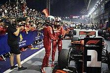 Sebastian Vettel: Ferrari-Strategie war Wiedergutmachung