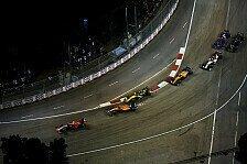 Formel 1, Sainz frustriert: Ohne Hülkenberg-Unfall locker P7