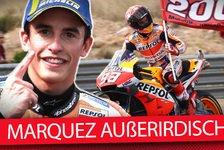 MotoGP - Video: MotoGP Aragon: Marquez spielt mit den Gegnern - Analyse-Talk