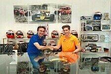 Formel 3 Sotschi: David Schumacher gibt Debüt im Rahmen der F1