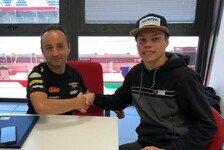 Moto3: Maximilian Kofler unterschreibt für 2020 bei CIP