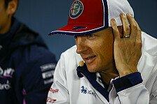 Kimi Räikkönen jagt Start-Rekord: Wollte früher Schluss machen