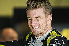 Formel 1 Sotschi, Hülk schlägt Ricciardo klar: Gefühl wieder da