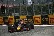 Formel 1 Sotschi 2. Training: Verstappen vor Ferrari & Mercedes