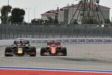 Formel 1, Red Bull mit Russland-Bestzeit: Strafe schon bereut?