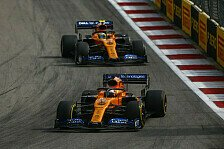 Formel 1: McLaren befreit sich dank Komplettumbau aus Nirvana