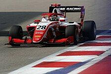 Formel 3 Sotschi, R1: Armstrong siegt, Shwartzman holt Titel