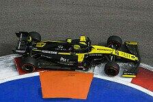 Formel 1, Renault staunt über Russland-Pace: Ganz ohne Updates